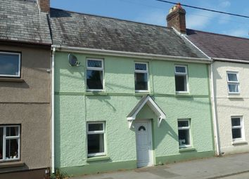 Thumbnail 3 bed cottage to rent in High Street, Abergwili, Carmarthen