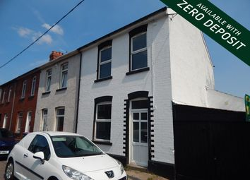 Thumbnail 2 bed property to rent in Alexandra Road, Sebastopol, Pontypool