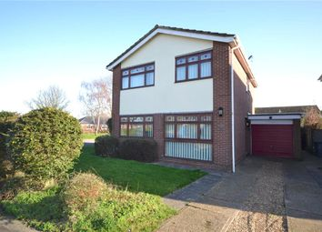 Thumbnail 4 bed detached house for sale in Treetops, Felixstowe, Suffolk