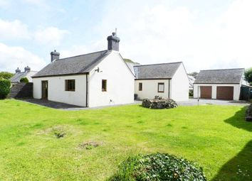 Thumbnail 4 bed detached bungalow for sale in Meadow Park, Burton, Milford Haven