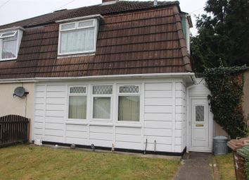 Thumbnail 3 bed terraced house for sale in Bryn Goleu, Bedwas, Caerphilly