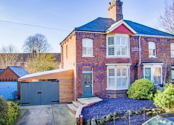 Thumbnail 3 bed semi-detached house for sale in Linden Road, Horncastle