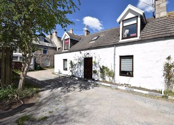 Thumbnail 2 bedroom end terrace house for sale in High Street, Grantown-On-Spey
