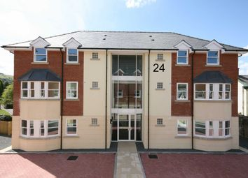 Thumbnail 1 bedroom flat for sale in Valentine Court, Llanidloes, Powys