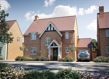 "Thumbnail 4 bed detached house for sale in ""The Wakehurst"" at Winchester Road, Fair Oak, Eastleigh"