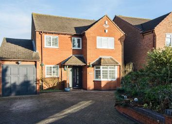 Thumbnail 4 bed detached house for sale in Boley Cottage Lane, Boley Park, Lichfield