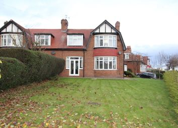 Thumbnail 4 bedroom semi-detached house for sale in Thompson Road, Fulwell, Sunderland