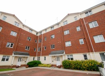 Thumbnail 2 bed flat for sale in Citadel East, Killingworth, Newcastle Upon Tyne