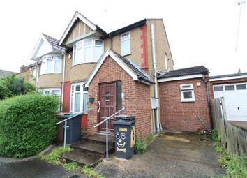 Thumbnail 3 bed semi-detached house for sale in Nunnery Lane, Luton