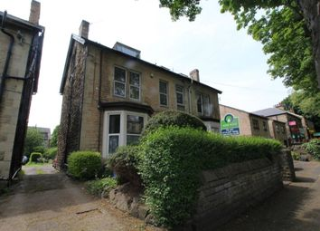 Thumbnail 1 bed flat to rent in Sheldon Road, Sheffield