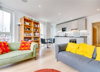 Thumbnail 2 bed flat for sale in Stockwell Park Walk, London