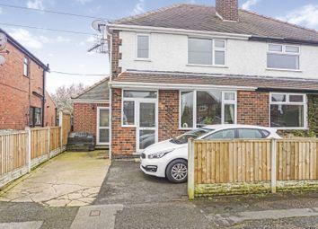 Thumbnail 3 bed semi-detached house for sale in Riverdale Road, Attenborough, Nottingham