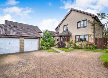 Thumbnail 4 bed detached house for sale in Tinto Drive, Cumbernauld, Glasgow