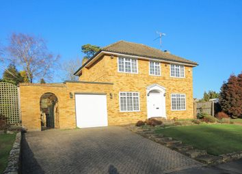 Thumbnail 4 bed detached house for sale in Lynton Park Avenue, East Grinstead