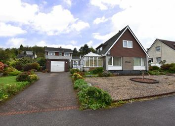 Thumbnail 3 bed detached house for sale in Hillview Drive, Corpach