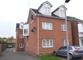 Thumbnail 2 bed flat for sale in Atkinson Street, Peterborough