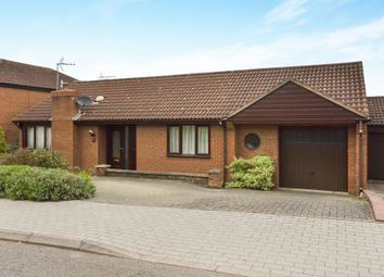 Thumbnail 3 bed detached bungalow for sale in Thorneycroft Lane, Downhead Park, Milton Keynes
