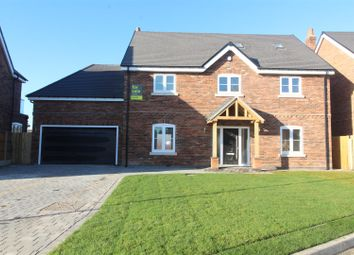 Thumbnail 6 bed detached house for sale in 5 Winney Hill View, Ellesmere Road, Shrewsbury