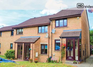 Thumbnail 2 bed end terrace house for sale in Micklehouse Place, Baillieston, Glasgow