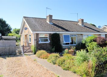 Thumbnail 2 bed semi-detached bungalow for sale in Willow Road, Downham Market