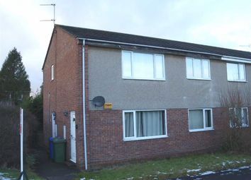 Thumbnail 2 bed flat for sale in Hickstead Grove, Cramlington