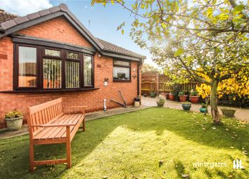 Thumbnail 2 bed semi-detached bungalow for sale in Farm Close, Gunness, Scunthorpe