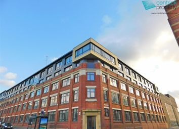 Thumbnail 1 bedroom flat to rent in Cotton Lofts, Fabrick Square, Digbeth