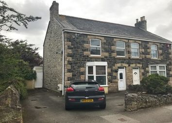 Thumbnail 4 bed property to rent in Porthpean Road, St. Austell
