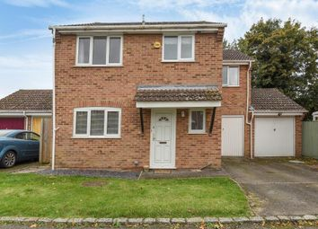 Thumbnail 4 bed link-detached house for sale in Danvers Close, Thatcham