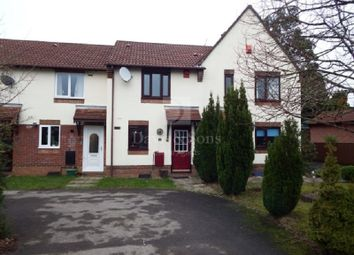 Thumbnail 2 bed terraced house to rent in Squires Close, Rogerstone, Rogerstone, Gwent.