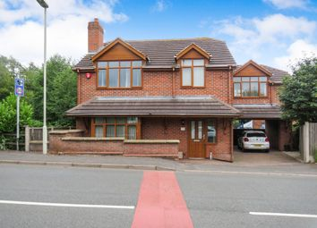 Thumbnail 4 bed detached house for sale in Coopers Bank Road, Gornal, Brierley Hill