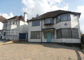 Thumbnail 4 bed detached house for sale in Wickliffe Avenue, Finchley N3,