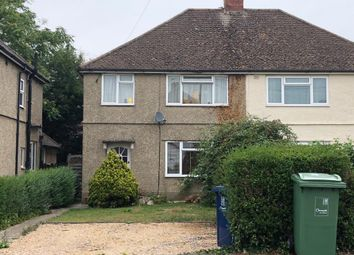 Thumbnail 3 bedroom semi-detached house to rent in Marston, Oxford