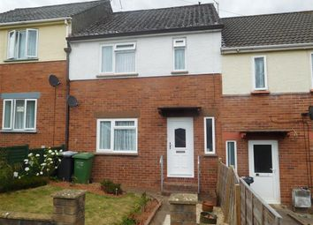 Thumbnail 3 bed terraced house for sale in Higher Barley Mount, Exeter