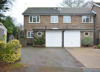 Thumbnail 3 bed end terrace house to rent in Sheraton Drive, Epsom