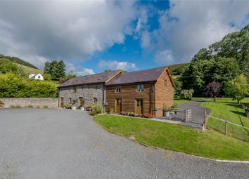 Thumbnail 4 bed detached house for sale in Penybont Road, Whitton, Knighton, Powys