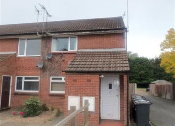 Thumbnail 1 bed maisonette to rent in Bishopdale Close, Long Eaton