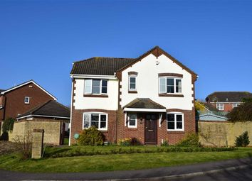 Thumbnail 4 bedroom detached house for sale in Garth Close, Chippenham, Wiltshire