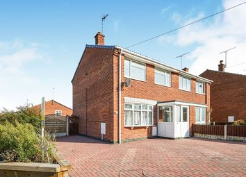 Thumbnail 3 bed semi-detached house to rent in Chiltern Road, Swadlincote