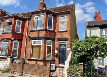 Thumbnail 4 bed terraced house for sale in North Quay, Great Yarmouth