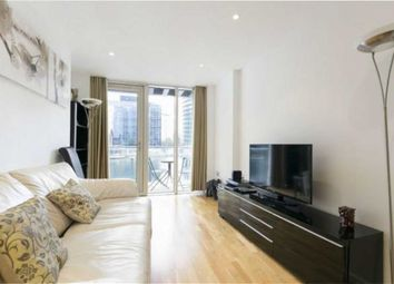 Thumbnail 1 bed flat to rent in Ability Place, Canary Wharf, London