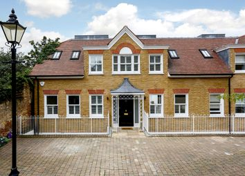Thumbnail 4 bed semi-detached house to rent in Homefield Place, Homefield Road, London