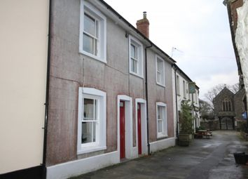 Thumbnail 3 bedroom terraced house to rent in Church Street, Chulmleigh