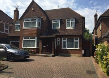 Thumbnail 5 bed detached house for sale in London Road, Middlesex