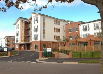 Thumbnail 2 bed flat for sale in Rolls Avenue, Crewe, Cheshire