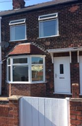 Thumbnail 2 bed terraced house to rent in Bedford Road, Hessle, Yorkshire