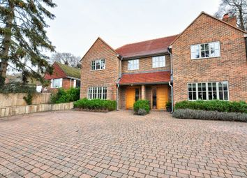 Thumbnail 4 bed semi-detached house to rent in Marlow Bottom, Marlow