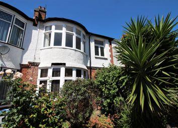 Thumbnail 3 bedroom flat to rent in Bramston Road, London