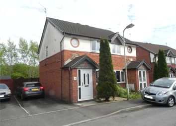 Thumbnail 2 bed semi-detached house to rent in Rushfield Gardens, Bridgend, Bridgend