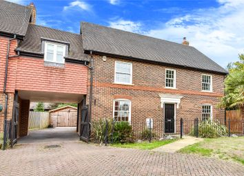 Thumbnail 5 bed detached house for sale in The Willows, Parbrook, Billingshurst, West Sussex